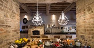 Borgo San Sisto - Todi - Küche