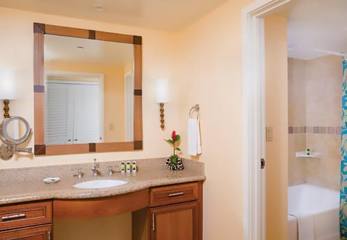 Marriott's Maui Ocean Club - Molokai, Maui & Lanai Towers - Lahaina - Bathroom