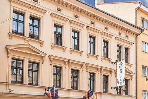Hotel Augustus et Otto - Praga - Edificio