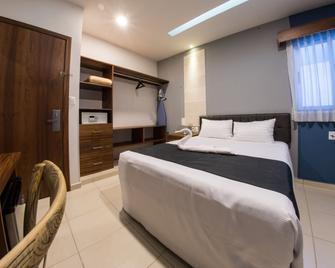 Hotel Clipperton - Веракруз - Bedroom