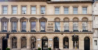 Old Bank Hotel - Oxford - Edificio