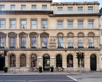 Old Bank Hotel - Oxford - Gebouw