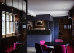 Old Parsonage Hotel - Оксфорд - Ресепшен