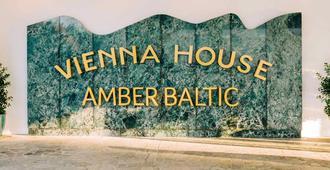 Vienna House Amber Baltic Miedzyzdroje - Międzyzdroje - Vista esterna