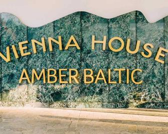 Vienna House Amber Baltic Miedzyzdroje - Międzyzdroje - Außenansicht