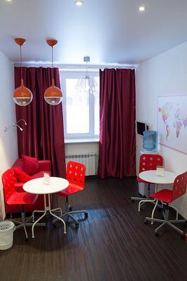 Red Hotel - Novosibirsk - Olohuone