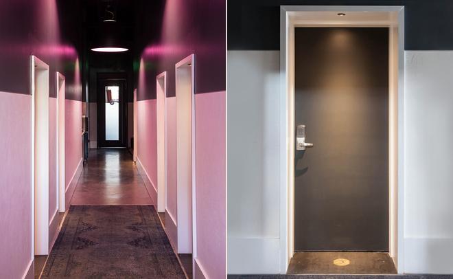 The 404 Hotel - Nashville - Hallway