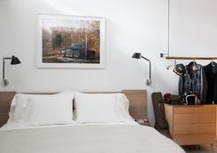 The 404 Hotel - Nashville - Bedroom