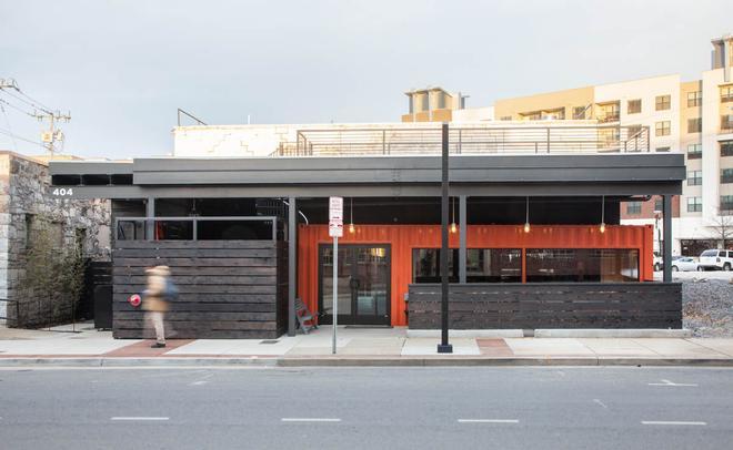 The 404 Hotel - Nashville - Building