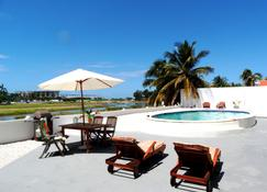 Karibu Aruba Boutique Hotel - Noord - Piscine