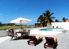 Karibu Aruba Boutique Hotel - Noord - Pool