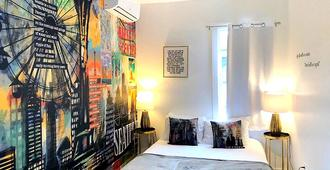 The Art Inn Seattle - Seattle - Bedroom