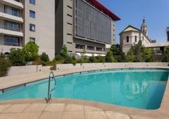 Bellavista Apartments - Santiago - Bể bơi