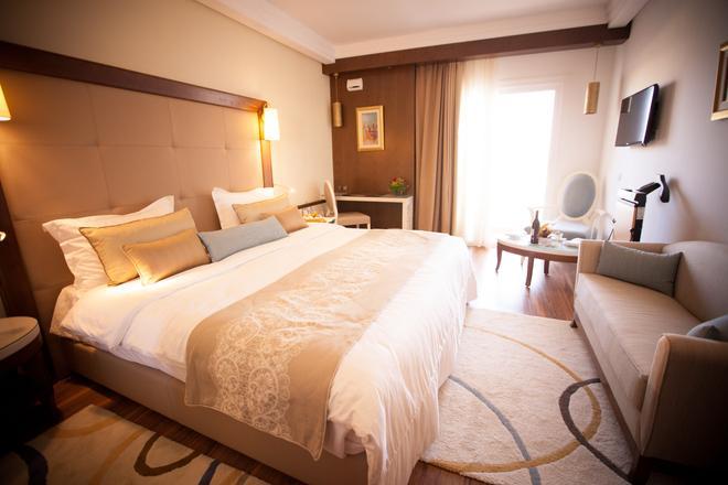 蘇塞宮spa飯店 - 蘇塞 - 臥室