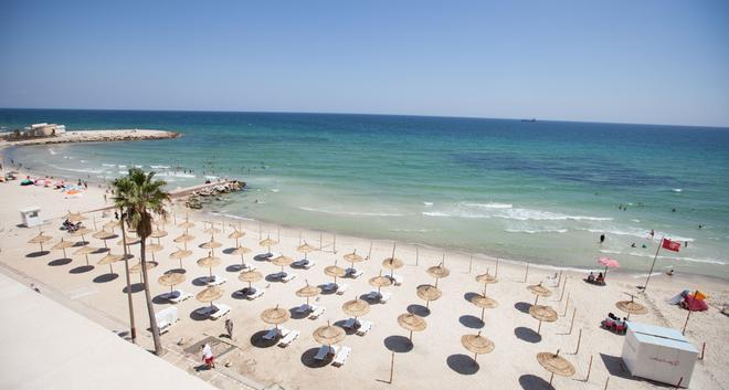 蘇塞宮spa飯店 - 蘇塞 - 海灘
