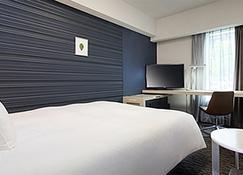 Richmond Hotel Fukushima Ekimae - Fukushima - Slaapkamer