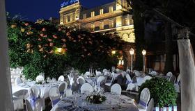萊帕德酒店 - 杜布羅夫尼克 - 杜布洛夫尼克 - 餐廳