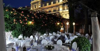 Hotel Lapad - דוברובניק - מסעדה
