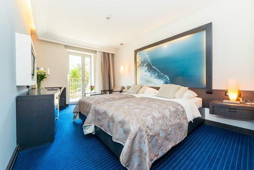 Hotel Lapad - Dubrovnik - Phòng ngủ