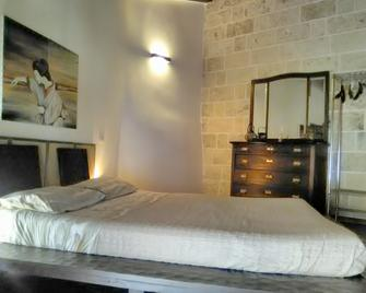 Bed In Salento - Nardo - Bedroom