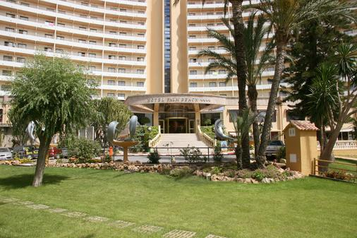 Palm Beach Hotel - Benidorm - Building