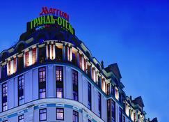 Moscow Marriott Grand Hotel - Moscow - Building