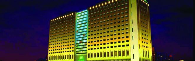 Holiday Inn Xi'an Big Goose Pagoda - Сии'Ан - Здание