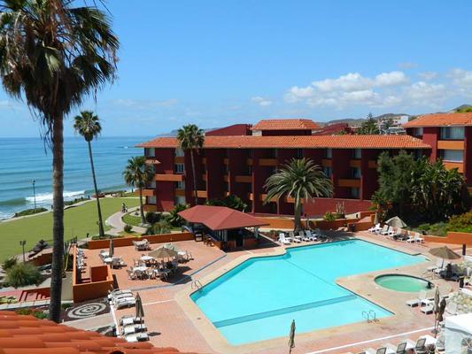 Puerto Nuevo Baja Hotel & Villas - Puerto Nuevo - Pool