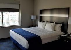 The Parkway Hotel - St. Louis - Bedroom
