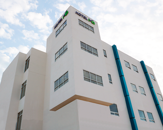 Hotel MB - Campeche - Building