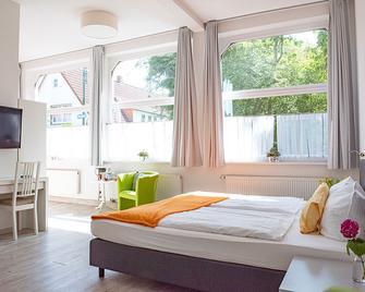 Parkhotel Wangerooge - Wangerooge - Спальня