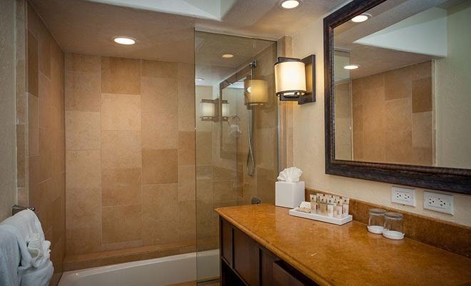 太平洋大酒店 - 蒙特利 - 蒙特雷 - 浴室