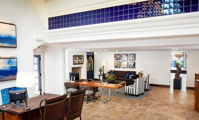 Hotel Pacific - Monterey - Aula