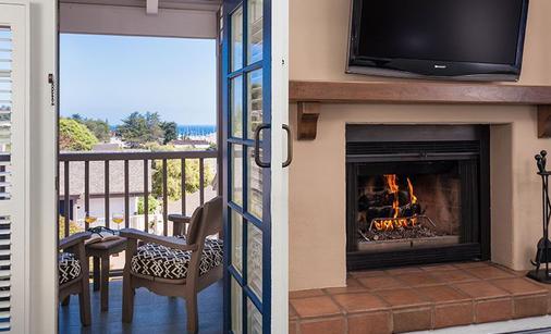 Hotel Pacific - Monterey - Balcony