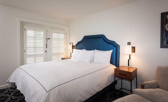 太平洋大酒店 - 蒙特利 - 蒙特雷 - 臥室