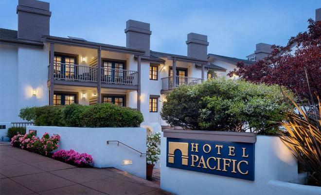太平洋大酒店 - 蒙特利 - 蒙特雷 - 建築