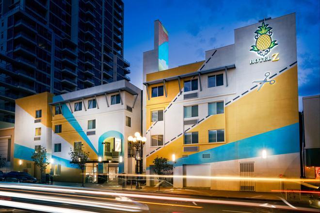 Staypineapple at Hotel Z - San Diego - Edificio