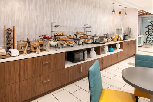 Staypineapple, Hotel Z, Gaslamp San Diego - San Diego - Buffet