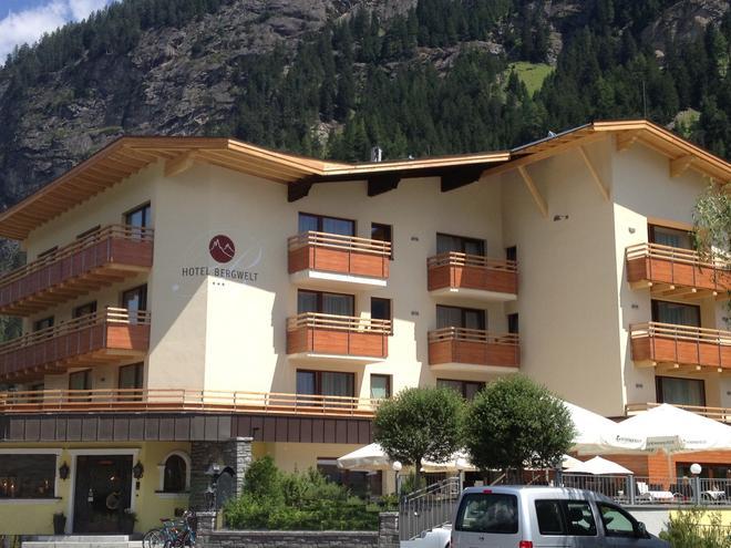Hotel Bergwelt - Längenfeld - Building
