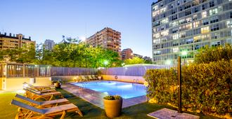 Tryp 倫西亞海洋酒店 - 瓦倫西亞 - 巴倫西亞 - 游泳池