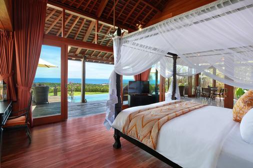 Hidden Hills Villas - South Kuta - Schlafzimmer