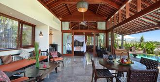 Hidden Hills Villas - South Kuta - Living room