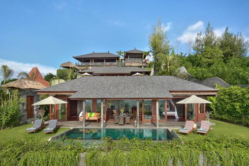 Hidden Hills Villas - South Kuta - Gebäude