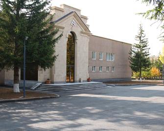 Jermuk Ashkhar Sanatorium - Jermuk - Edificio