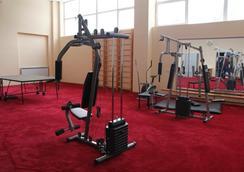 Jermuk Ashkhar Sanatorium - Jermuk - Gym