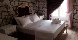 Alacati Alaris Otel - Alacati - Bedroom