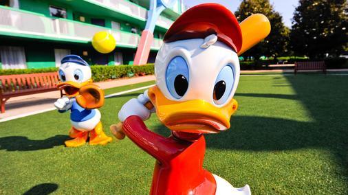 Disney's All-Star Sports Resort - Lake Buena Vista - Outdoor view