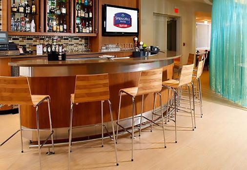 SpringHill Suites by Marriott Houston Intercontinental Airport - Houston - Bar