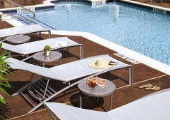 SpringHill Suites by Marriott Houston Intercontinental Airport - Houston - Pool