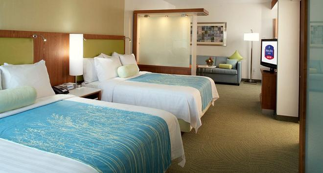 SpringHill Suites by Marriott Houston Intercontinental Airport - Houston - Makuuhuone